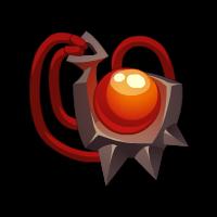 Amulet of the Bleeding Heart