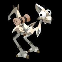 Almond and Ivory Dragoturkey